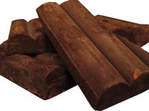 Какао плитка (Какао тертое в плитках) Fino De Aroma (Колумбия)