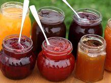 Варенье и протертая ягода